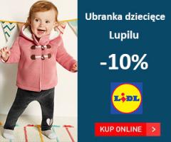Ubrania dla dzieci w Lidlu!
