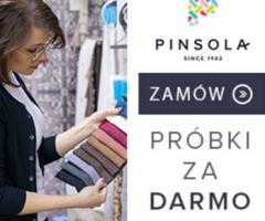 Pinsola: tkaniny i pasmanteria