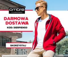 Darmowa dostawa w Ombre!