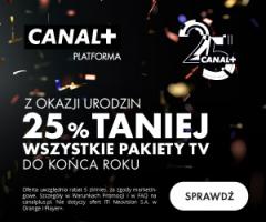 Urodziny Canal+!