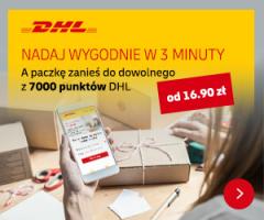 10% rabatu w DHL!