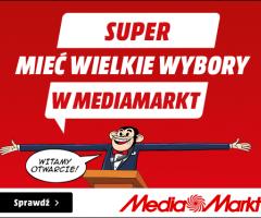 Wielki wybór w Media Markt!