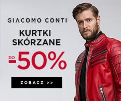 Giacomo Conti: kurtki do -50%