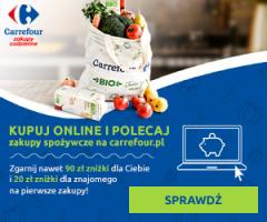 Carrefour - Program Poleceń!