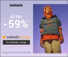 Nawet -59% na Zalando Lounge