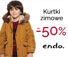 Kurtki zimowe do -50%