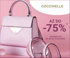Coccinelle do -75% taniej!
