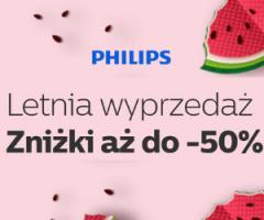 Philips! Letnia wyprzedaż