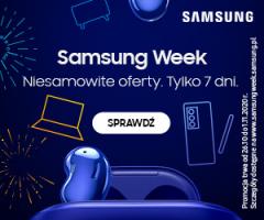 Samsung Week -  tydzień promocji