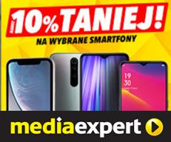 Smartfony 10% taniej!