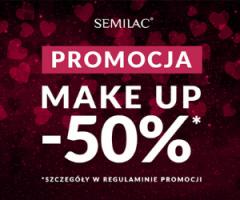 Kosmetyki -50% taniej!