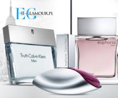 Promocja na perfumy Calvin Klein!