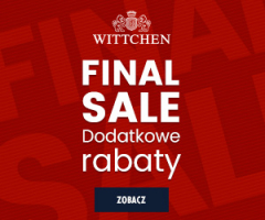 Final Sale w WITTCHEN!