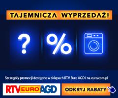 RTV EURO AGD: Tajemnica!