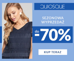 Rabaty do -70% w Quiosque