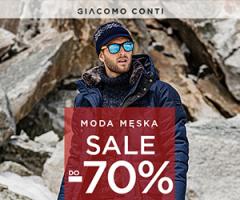 Wyprzedaż w Giacomo Conti!