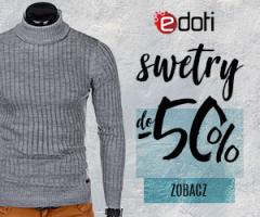 Edoti: swetry do -50%