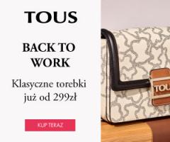 Klasyczne torebki od Tous