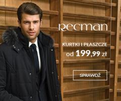 Moda męska w Recman!