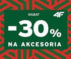 -30% na akcesoria!