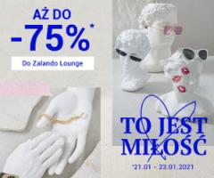 Zniżki do -75% w Zalando Lounge