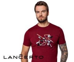 Modne koszulki Lancerto