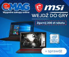 Proste zakupy online w eMAG!