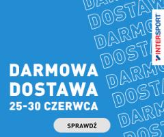 Darmowa dostawa w Intersport