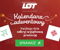 Odkryj promocje z LOTem!