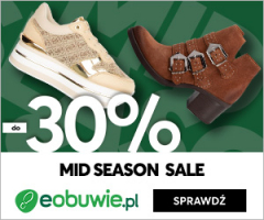 Mid Season Sale w Eobuwie!
