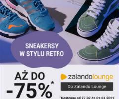 Obuwie -75% w Zalando Lounge