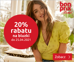 Promocja -25% w BonPrix