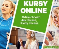 Kursy online w niższej cenie!