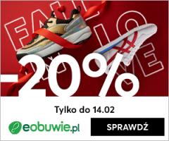 -20% na eobuwie.pl