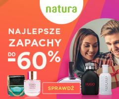 Perfumy do 60% taniej!
