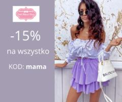 -15% na wszystko!