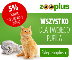 5% rabatu w Zooplus!
