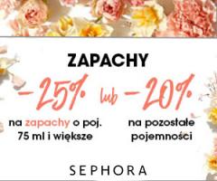 Wszystkie zapachy do -25%!