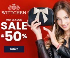 Promocje do -50% w Wittchen