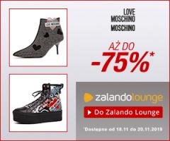 Love Moschino do -75%!