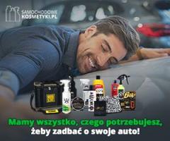 Samochodowe Kosmetyki!