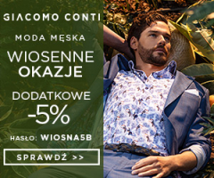Wiosenne okazje w Giacomo Conti!