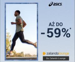 Asics do -59% taniej!