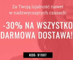 -30% na nowości w Orsay!