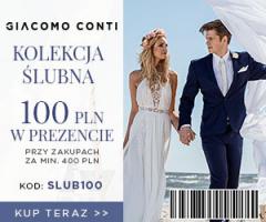 Kolekcja ślubna w Giacomo Conti