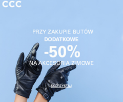 Akcesoria zimowe -50%