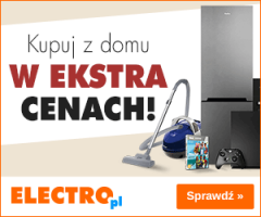Kupuj z domu w Electro.pl