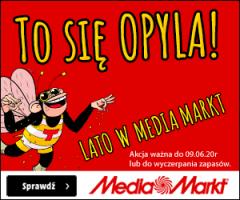 Opyla się w Media Markt!