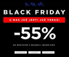 W 5.10.15. o -55% taniej!