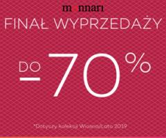 Wyprzedaż -70%